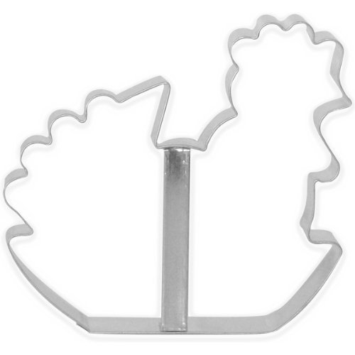 Cookie Cutter Chicken - 1 pc