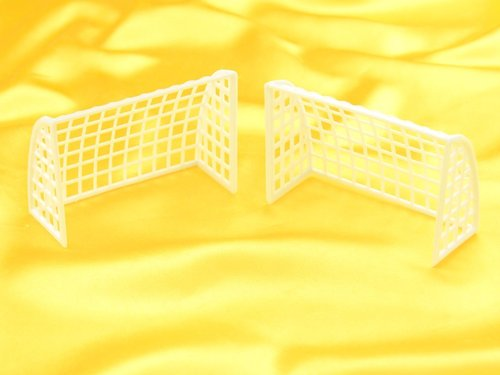 Plastic Football goals plastic 2 pieces